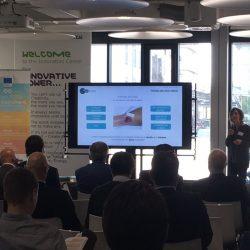 Venture Lounge presentation