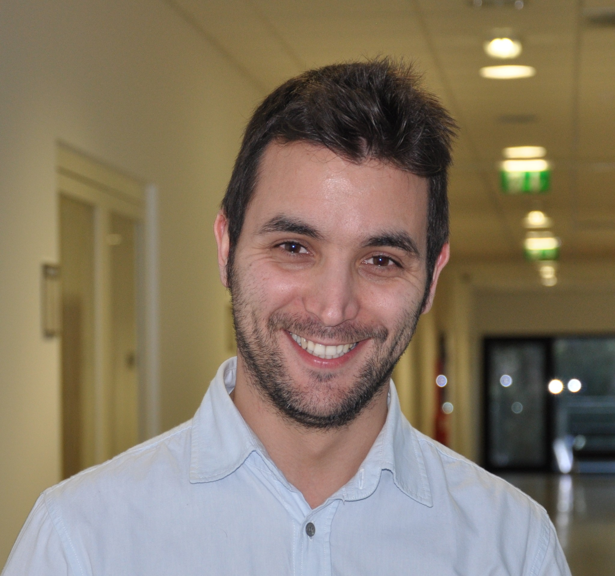 The team is growing! Renato Cardoso is our new Head of Laboratory