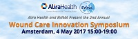 Exogenus Therapeutics finalist at 2nd EWMA Wound Care Innovation Symposium